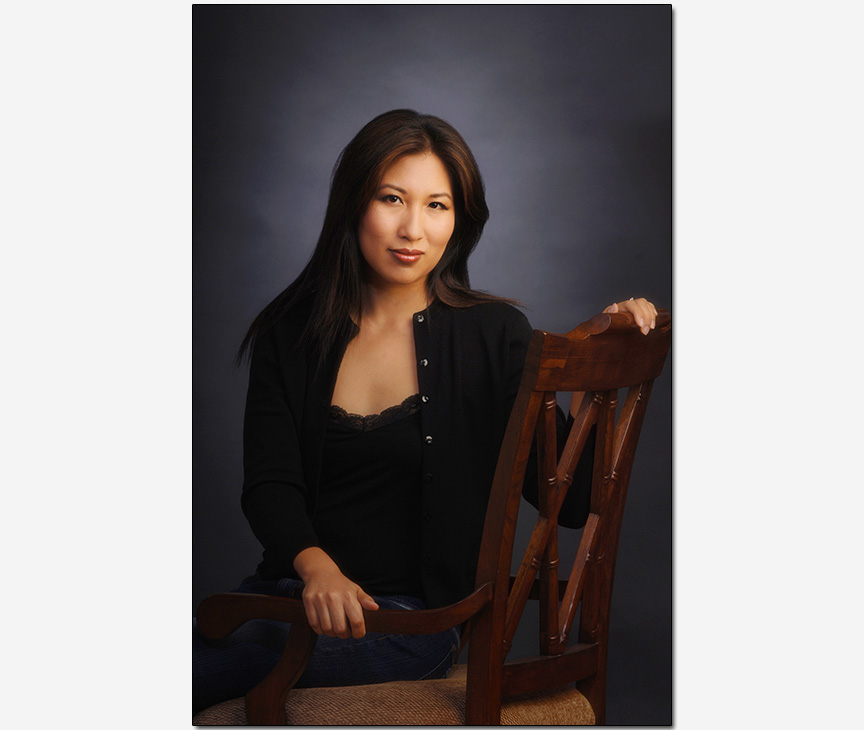 Asain American business woman